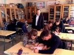 """""""Munca în echipă"""" consiliere la dirigenţie, clasa prof. Ilie Cosovanu, Liceul Tehnologic """"Tomşa Vodă""""Solca…"""