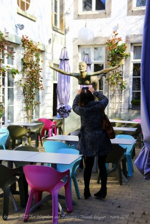 Erasmus+ FIT For Integration and Tolerance - Hasselt Belgium - march 2017 (102)