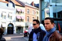 Erasmus+ FIT For Integration and Tolerance - Hasselt Belgium - march 2017 (129)