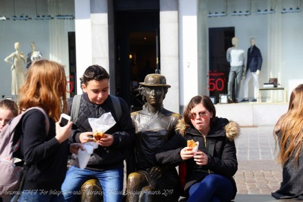 Erasmus+ FIT For Integration and Tolerance - Hasselt Belgium - march 2017 (145)