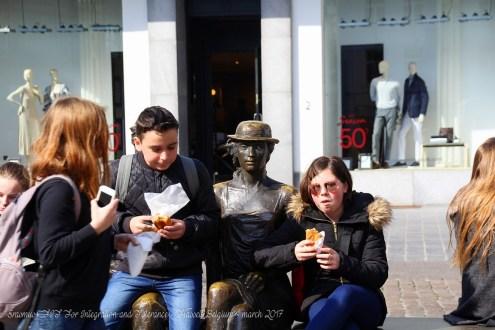 Erasmus+ FIT For Integration and Tolerance - Hasselt Belgium - march 2017 (145)