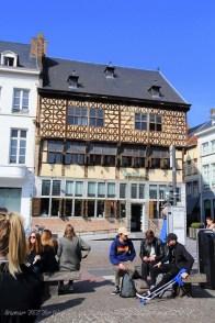 Erasmus+ FIT For Integration and Tolerance - Hasselt Belgium - march 2017 (146)