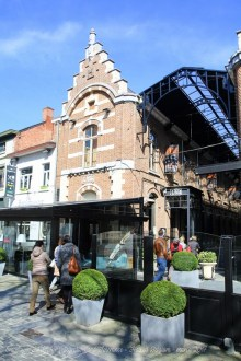 Erasmus+ FIT For Integration and Tolerance - Hasselt Belgium - march 2017 (159)