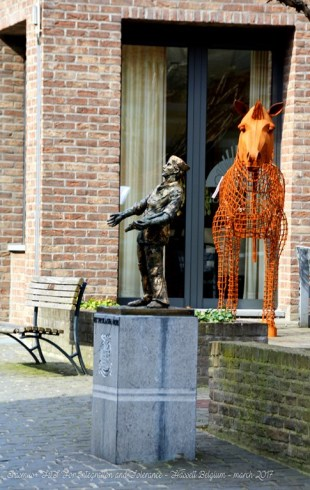 Erasmus+ FIT For Integration and Tolerance - Hasselt Belgium - march 2017 (188)