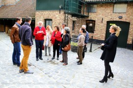 Erasmus+ FIT For Integration and Tolerance - Hasselt Belgium - march 2017 (197)