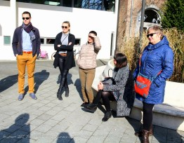 Erasmus+ FIT For Integration and Tolerance - Hasselt Belgium - march 2017 (64)