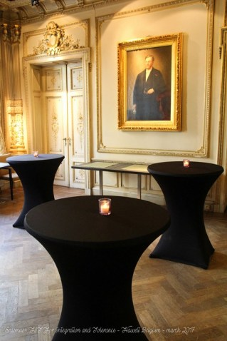 Erasmus+ FIT For Integration and Tolerance - Hasselt Belgium - march 2017 (85)
