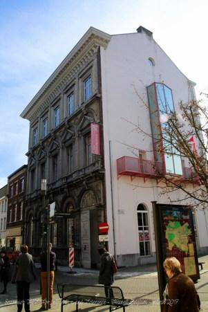 Erasmus+ FIT For Integration and Tolerance - Hasselt Belgium - march 2017 (94)