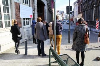 Erasmus+ FIT For Integration and Tolerance - Hasselt Belgium - march 2017 (95)