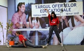 TÂRGUL OFERTELOR EDUCAŢIONALE - SUCEAVA 2017 CJRAE (119)