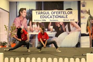TÂRGUL OFERTELOR EDUCAŢIONALE - SUCEAVA 2017 CJRAE (131)