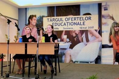 TÂRGUL OFERTELOR EDUCAŢIONALE - SUCEAVA 2017 CJRAE (39)