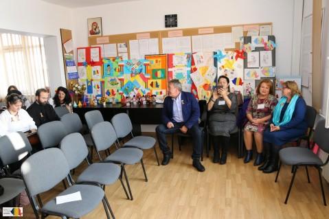 Centenar cu oameni frumoși la CSEI Sf. Andrei... (9)