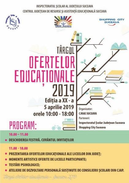 Târgul ofertelor educaționale – Suceava 2019 (1) (Copy)