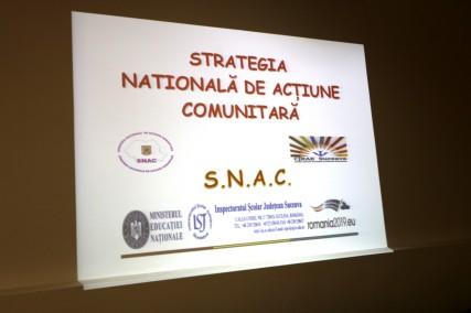Proiectele SNAC – oportunitate de voluntariat și dezvoltare personală (5)