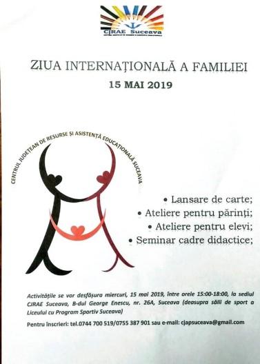 Ziua Internațională a Familiei 2019 (1)