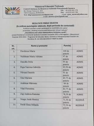 Selecție participanți mobilități (1)